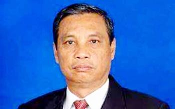 AGUNG : Kepala Dinas Pendidikan Kabupaten Gunung Mas. BORNEONEWS/EPRA SENTOSA