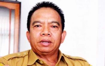 Kepala Badan Kepegawaian Daerah (BKD) Provinsi Kalteng Saidina Aliansyah. BORNEONEWS/M ROZIQIN