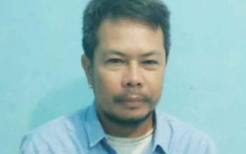Tokoh muda asal Kecamatan Katingan Hulu Edy Supian. BORNEONEWS/ABDUL GOFUR