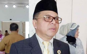 Kepala Bidang Pengendalain Masalah Kesehatan (PMK) Dinkes Sukamara, Ahmad Darsoni. BORNEONEWS/NORHASANAH