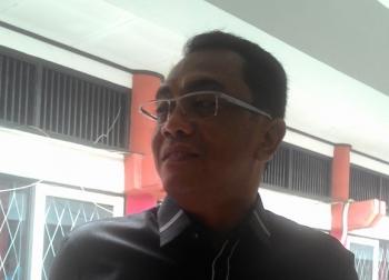 Sigit Karyawan Yunianto : Ketua DPRD Kota Palangka Raya. TESTI PRISCILLA