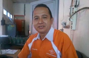 Kepala Kantor PT Pos Indonesia Cabang Kasongan, Rida Rahmadani. BORNEONEWS/ABDUL GOFUR