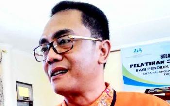 Ketua DPRD Kota Palangka Raya Sigit Karyawan Yunianto. BORNEONEWS/TESTI PRISCILLA