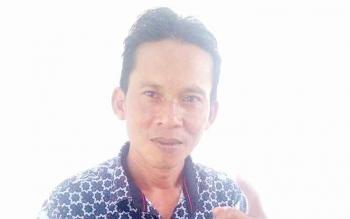 Faujiannor, Anggota DPRD Kabupaten Kapuas. BORNEONEWS/DJIMMY N