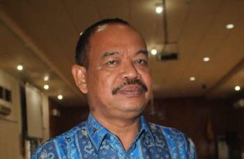 Sekretaris Daerah Kabupaten Kapuas, Rianova. DJIMMY NAPOLEON