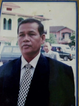 Anggota DPRD Bartim, Cilikman Jakri