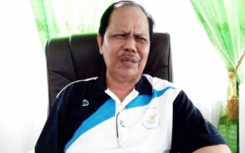 Kepala Kantor Kementrian Agama Kabupaten Murung Raya, H Masrani. BORNEONEWS/SUPRI ADI