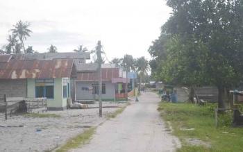Desa Sungai Raja salah satu daerah yang akan ikut melaksanakan pemilihan kepala desa serentak tahun 2017. BORNEONEWS/NORHASANAH