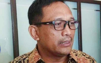 Direktur Kriminal Umum Polda Kalimantan Tengah, Kombes Gusde Wardana. BORNEONEWS/RONI SAHALA