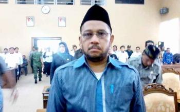 Ketua Pansus DPRD Dugaan Perbuatan Tercela Bupati Katingan, Fahmi Fauzi. BORNEONEWS/ABDUL GOFUR