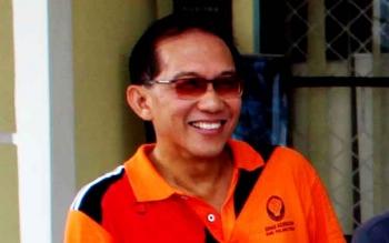 Kepala Dinas Kesehatan Kabupaten Pulang Pisau, Muliyanto Budihardjo. BORNEONEWS/JAMES DONNY