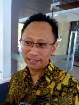 Kepala OJK Kalteng, Dadang Ibnu Windartoko. BORNEONEWS/M ROZIQIN