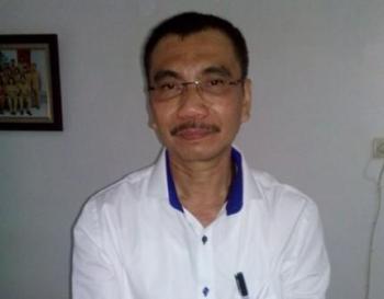 Kepala Dinas Tanaman Pangan Hortikultura dan Peternakan (TPHP) Kalteng, Tute Lelo. BORNEONEWS/M ROZIQIN