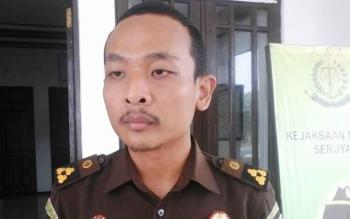 Kepala Seksi Intelijen Kejaksaan Negeri Seruyan, Teguh, SH. BORNEONEWS/PARNEN
