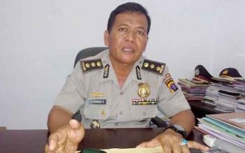 Pamudi Rahayu : Kabid Humas Polda Kalteng