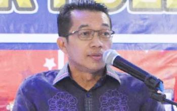 Bupati Murung Raya, Perdie M Yoseph. BORNEONEWS/SUPRI ADI