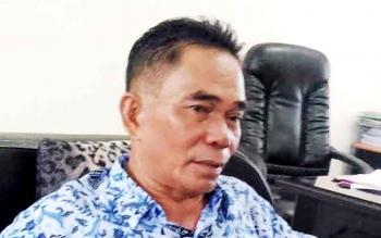 Kepala Dinas Sosial Kabupaten Gunung Mas (Gumas), Budhy. BORNEONEWS/EPRA SENTOSA