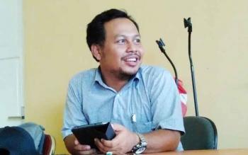 M Yakin : Ketua Kader Anti Narkoba Kabupaten Pulang Pisau. BORNEONEWS/JAMES DONNY