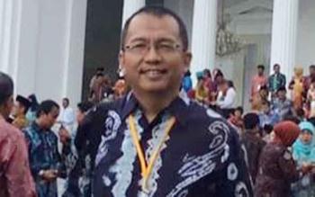 Kepala Disnakkeswan Kobar Rosihan Pribadi. BORNEONEWS/WAHYU KRIDA