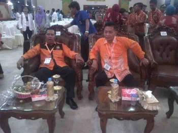 Ketua KPU Kalteng Ahmad Syar\'i. BORNEONEWS/URIUTU