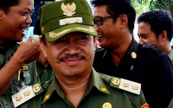 Wakil Bupati Seruyan Yulhaidir