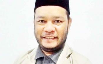 Ketua Pimpinan Pemuda Muhammadiyah Katingan Lutfi Fauzi. BORNEONEWS/ABDUL GOFUR