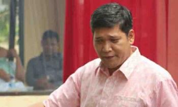 Kapolres Lamandau AKBP Johanes Pangihutan Siboro. BORNEONEWS/HENDI NURFALAH
