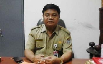 Kepala Bagian Administrasi Perekonomian dan SDA Setda Seruyan, Wiktor T Nyarang.