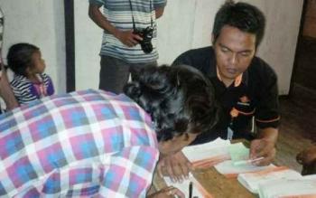 Dinsos Lamandau Salurkan Bantuan PKH Penerima Baru di Dua Kecamatan Hari Ini