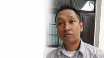 Sekretaris Kongres Advokat Indonesia (KAI) Kalteng, Arif Irawan Sanjaya. BORNEONEWS/RONI SAHALA