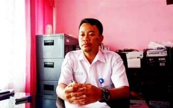 Kepala Stasiun BMKG Bandara H Asan Sampit, Nur Setiawan. BORNEONEWS/R NAFARIN