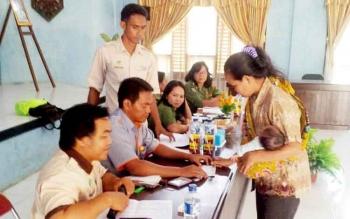 Baru Tiga Kecamatan, Dinsos Lamandau Terus Usulkan Dana PKH ke Kemensos