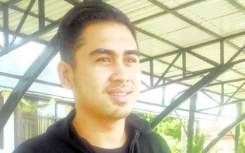 Ketua Komisi IV DPRD Kabupaten Kapuas Parij Ismeth Rinjani. (BORNEONEWS/DJIMMY NAPOLEON)