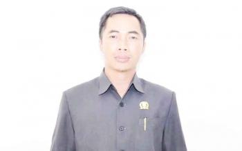 Tandean Indra Bela : Anggota DPRD Pulang Pisau. BORNEONEWS/JAMES DONNY