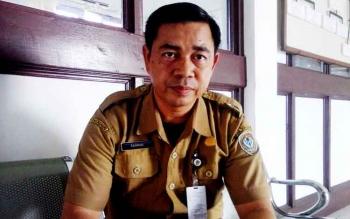 Kasi Pemberdayaan Lembaga Ketahanan Ekonomi Masyarakat dan Pembangunan Kawasan Pedesaan BPMDes Seruyan, Rahmani.