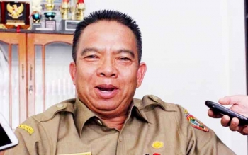 Kepala BKD Kalteng, Saidina Aliansyah. BORNEONEWS/M ROZIQIN