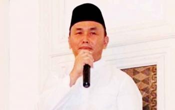 Gubernur Kalteng Sugianto Sabran. (BORNEONEWS/ROZIQIN)