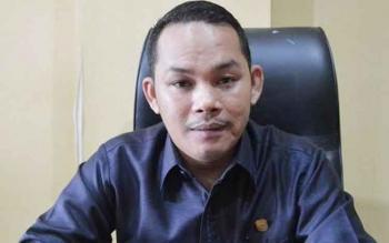 Anggota DPRD Murung Raya, Rahmanto.
