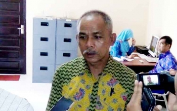 Ketua DPRD Lamandau, Tommy Hermal Ibrahim.