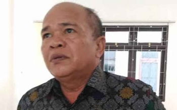 Kepala Dinas Perpustakaan dan Kearsipan Gumas, Yokdie