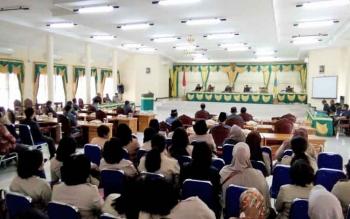 Singgung Kasus Patrialis Akbar, Marukan Ingatkan Jauhi Pungli dan Korupsi