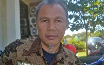 Kepala Dinas Perdagangan Koperasi dan UMKM Katingan, Saptul Anwar.