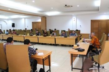 KemenPAN menggelar rapat dengan 8 kementerian dan lembaga yang akan melaksanakan rekrutmen pegawai baru, Jumat (27/1/2017).