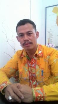 Kepala Bidang Bina Marga Dinas Perkerjaan Umum Permukiman Kabupaten Kapuas Teras.