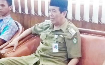 Wakil Bupati Kotim Taufiq Mukri.