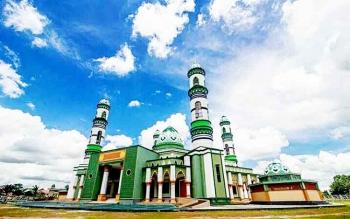 Masjid Wahyu Al-Hadi Sampit