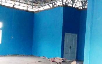 Beginilah kondisi dalam gedung STIKES Kuala Kurun.
