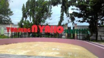Tunjung Nyaho Skatepark, salah satu arena bermain yang dibangun Pemkot Palangka Raya di Taman Boulevard Yos Sudarso. Selain Taman Boulevard, ada empat taman tematik lainnya yang dibangun Pemkot Palangka Raya.