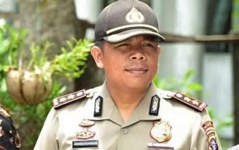Kapolres Kapuas AKBP Jukirman Situmorang.