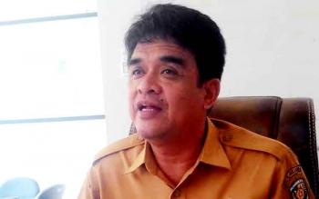Kepala Dinas Perumahan Rakyat dan Kawasan Pemukiman Kota Palangka Raya Rojikinnor